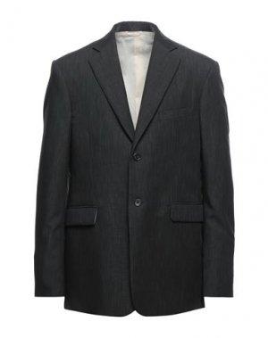 Пиджак RAF SIMONS. Цвет: черный