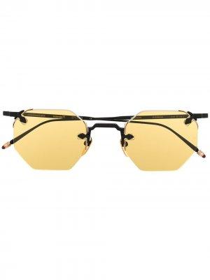 Солнцезащитные очки El Dorado Jacques Marie Mage. Цвет: черный