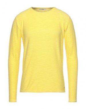 Свитер GAUDÌ. Цвет: желтый