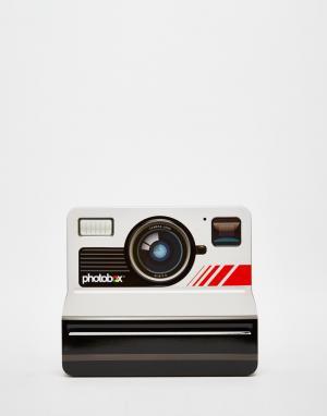 Коробка для ланча в виде фотоаппарата Gifts. Цвет: мульти