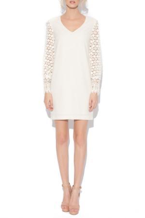 Платье Nissa. Цвет: белый
