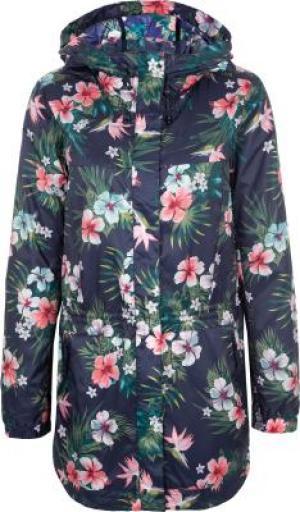 Ветровка женская Jack Wolfskin Tropical, размер 42. Цвет: синий