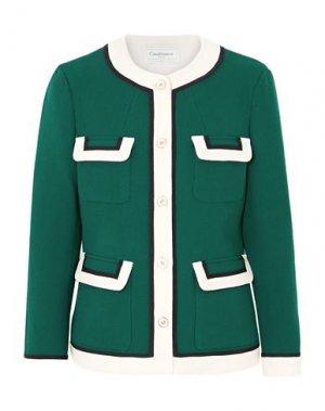 Пиджак CASABLANCA. Цвет: зеленый
