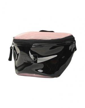 Рюкзаки и сумки на пояс EASTPAK. Цвет: пудровый