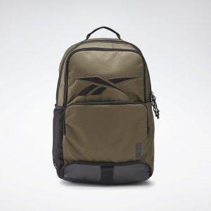 Рюкзак Active Enhanced Large Reebok. Цвет: poplar green