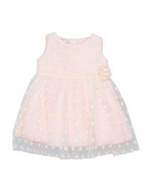 Платье ELSY. Цвет: розовый