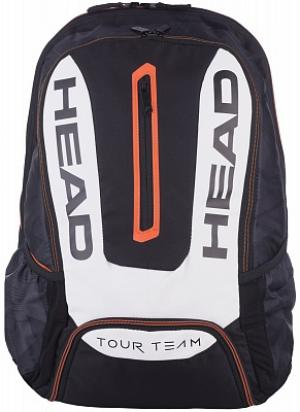 Рюкзак Tour Team Head. Цвет: черный