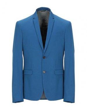 Пиджак PATRIZIA PEPE. Цвет: пастельно-синий