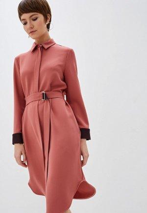 Платье Beatrice.B. Цвет: коралловый