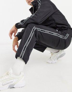 Черные спортивные брюки-Черный The Arcminute