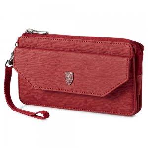 Кошелек Ferrari Style Wmns Wallet PUMA. Цвет: красный