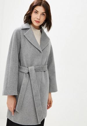 Пальто Acasta ACKSS9CO53. Цвет: серый