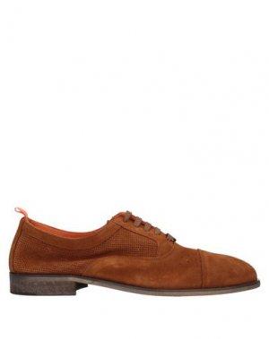 Обувь на шнурках AMBITIOUS. Цвет: желто-коричневый