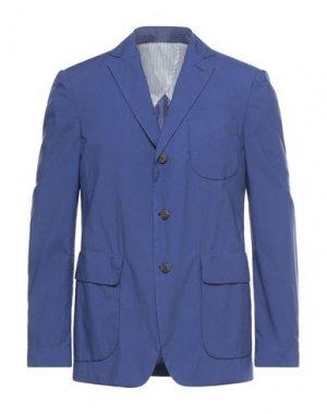 Пиджак LARDINI. Цвет: синий