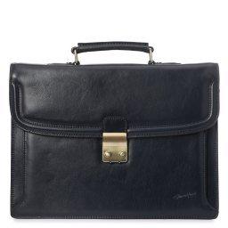 Портфель RU12736 черно-синий GERARD HENON