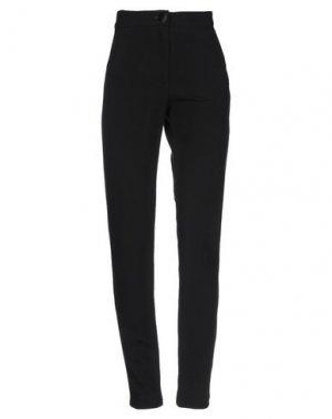 Повседневные брюки JANICE. Цвет: черный