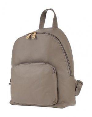 Рюкзаки и сумки на пояс LORIBLU. Цвет: бежевый