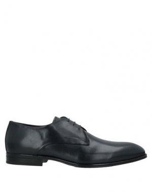 Обувь на шнурках CORVARI. Цвет: темно-синий