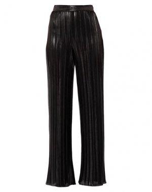 Повседневные брюки HUGO BOSS. Цвет: черный