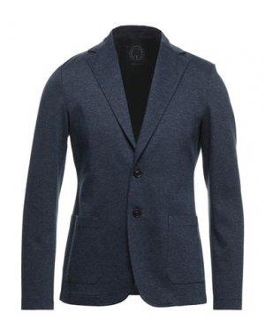 Пиджак T-JACKET by TONELLO. Цвет: синий