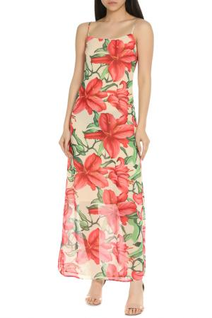 Платье Conver. Цвет: розовый