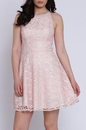 Платье Collezione di Ines. Цвет: розовый