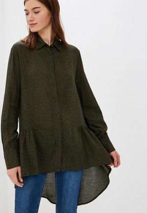 Блуза Colins Colin's. Цвет: зеленый