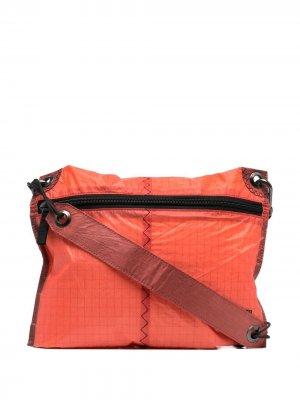 Сумка на плечо Velakit Camper. Цвет: красный