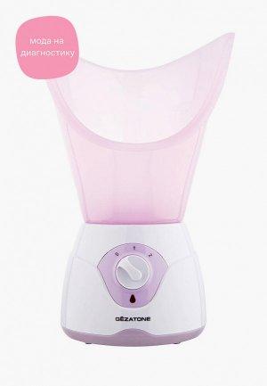 Паровая сауна Gezatone 105S. Цвет: розовый