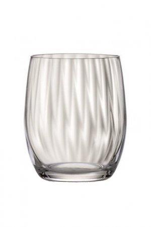 Стакан для виски, 6 шт BOHEMIA CRYSTAL. Цвет: прозрачный