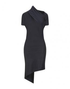 Короткое платье VIVIENNE WESTWOOD ANGLOMANIA. Цвет: темно-синий