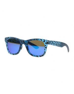 Солнечные очки ITALIA INDEPENDENT. Цвет: грифельно-синий