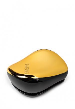 Расческа Tangle Teezer Compact Styler Bronze Chrome. Цвет: золотой
