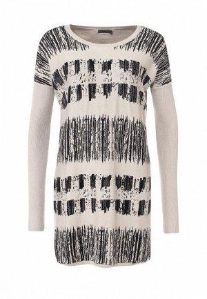 Платье Firetrap FI614EWDR783. Цвет: белый