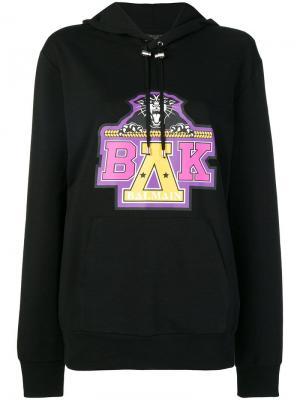 X Beyonce printed hoodie Balmain. Цвет: черный