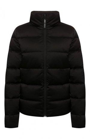 Пуховая куртка Jimmy Choo. Цвет: чёрный