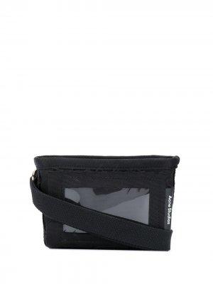 Мини-сумка на плечо Acne Studios. Цвет: черный