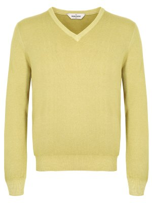 Пуловер из шерсти и кашемира GRAN SASSO