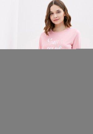 Платье домашнее Blackspade. Цвет: розовый