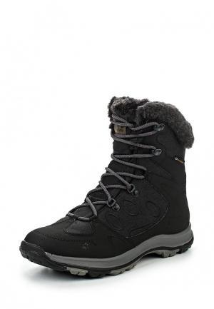 Ботинки Jack Wolfskin THUNDER BAY TEXAPORE MID W. Цвет: черный