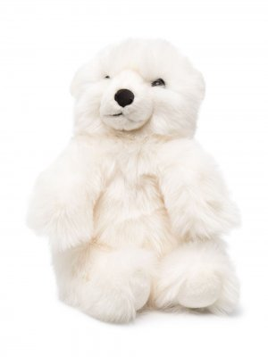 Мягкая игрушка медведь Jules 55 см La Pelucherie. Цвет: нейтральные цвета