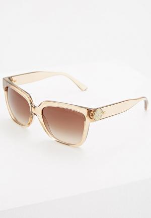 Очки солнцезащитные Michael Kors MK2054 330013. Цвет: коричневый