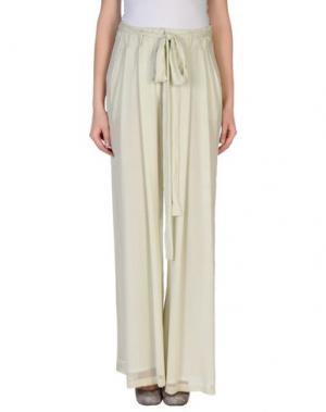 Повседневные брюки JASMINE DI MILO. Цвет: бежевый