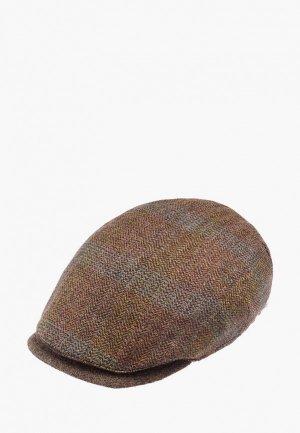 Кепка Herman. Цвет: коричневый