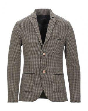 Пиджак ALBARENA. Цвет: бежевый