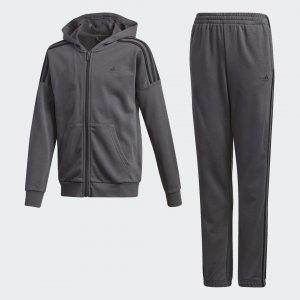 Спортивный костюм Performance adidas. Цвет: черный