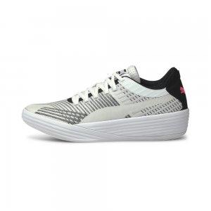 Баскетбольные кроссовки Clyde All-Pro PUMA. Цвет: белый