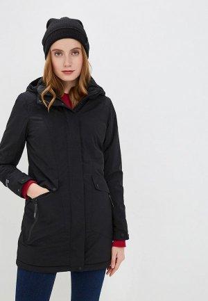Куртка утепленная High Experience. Цвет: черный