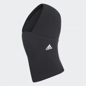 Шарф-снуд Condivo Performance adidas. Цвет: черный