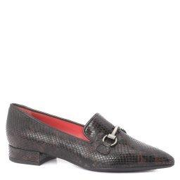 Туфли 2529 темно-коричневый PAS DE ROUGE